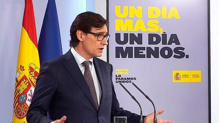 """El Gobierno ve """"posible"""" reiniciar LaLiga para finales de junio"""