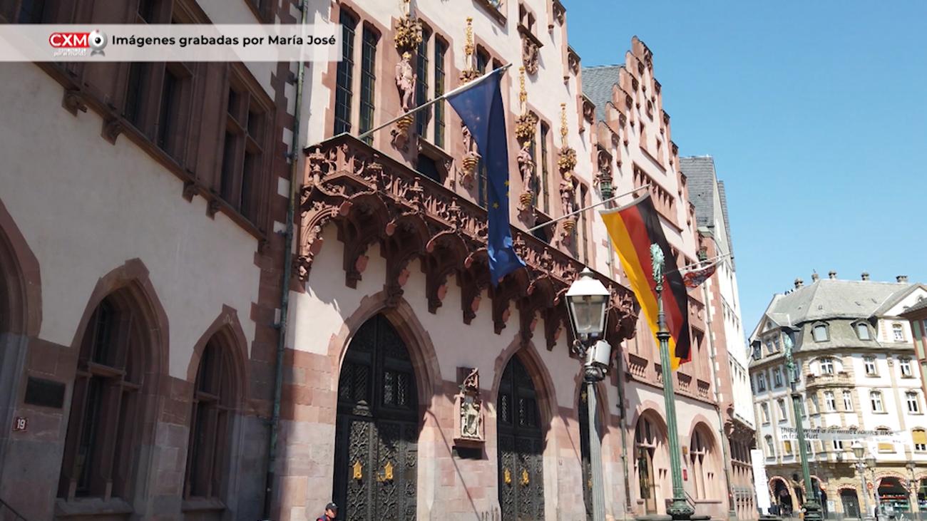 Paseamos virtualmente por las calles de Mainz, en Alemania