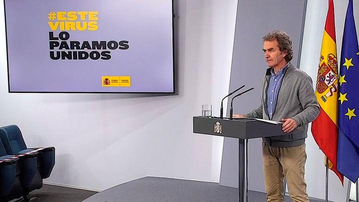 Simón cree que Madrid podrá pasar a la fase 1 en los próximos días