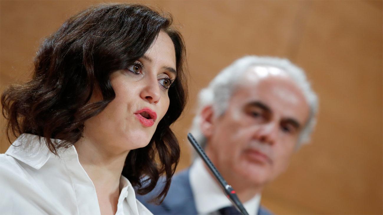 Madrid solicita acceder el lunes 18 de mayo a la fase 1 de desescalada