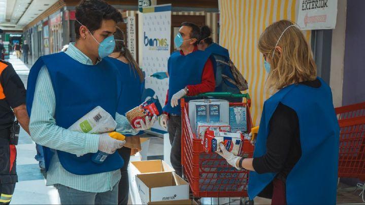 El Banco de Alimentos de Colmenar anuncia una nueva convocatoria para recogidas