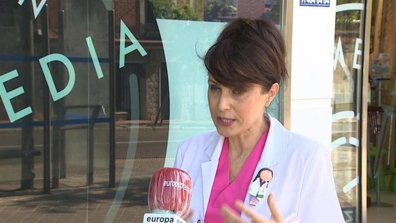 Rosalía Gozalo, vocal del Colegio Oficial de Farmacéuticos de Madrid