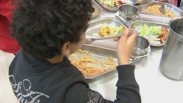 Madrid recibirá fondos del Gobierno para los nuevos menús escolares