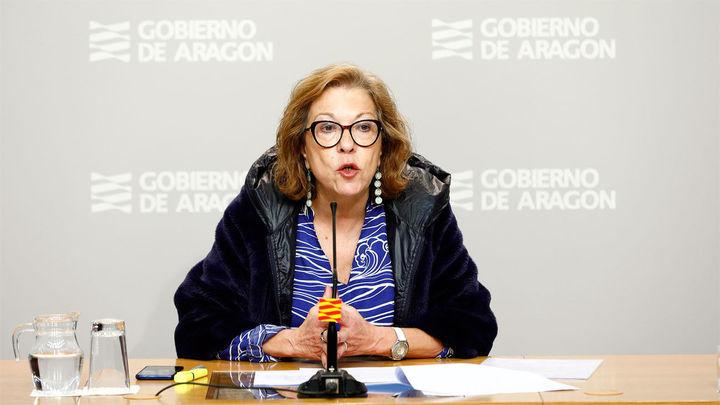 """La consejera aragonesa de Sanidad dimite por decir que  la confección de  EPIs fue un """"estímulo"""" para los sanitarios"""