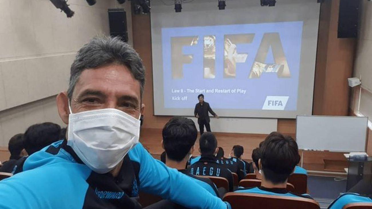 El técnico Luisma Hernández nos habla de cómo ha vuelto la Liga en Corea del Sur