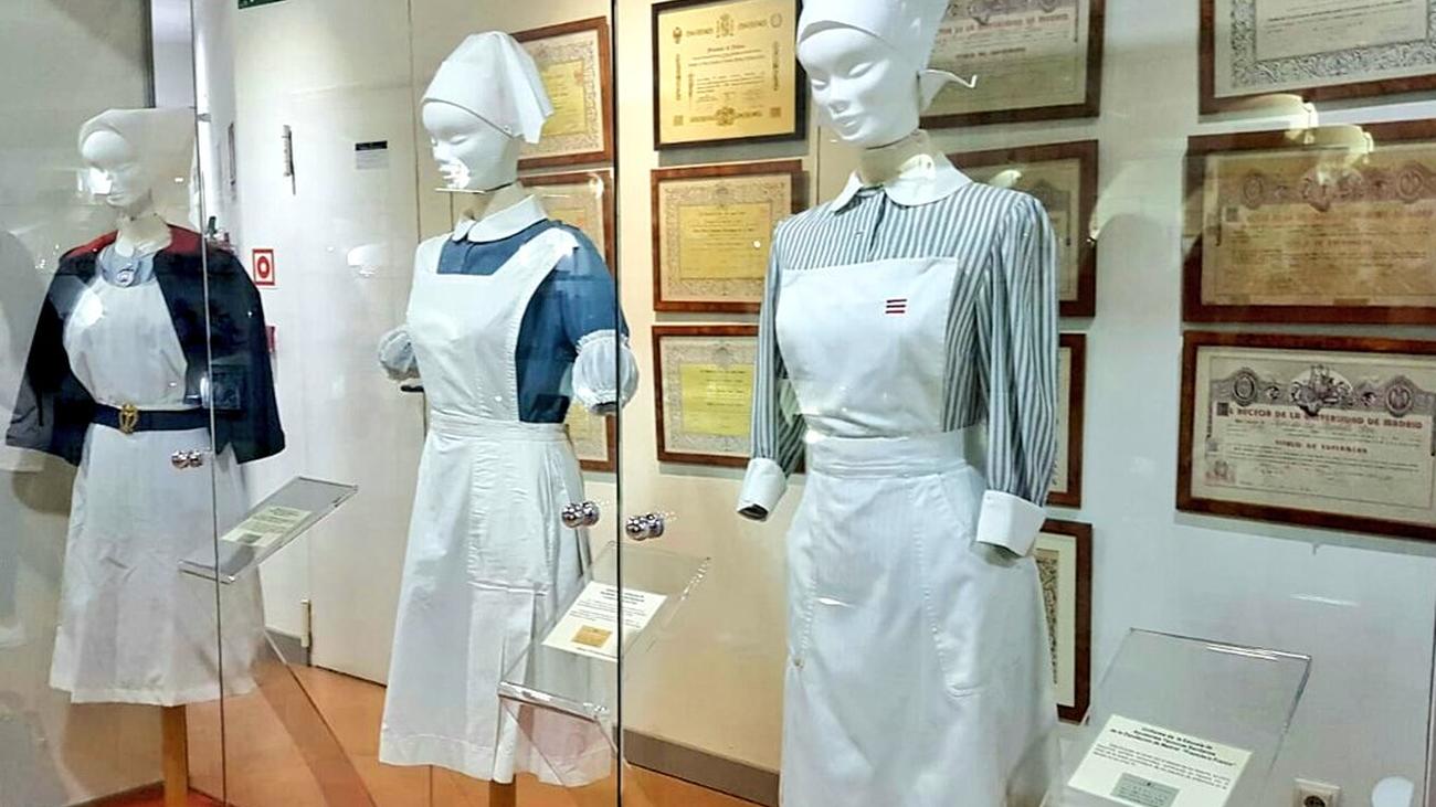 Las enfermeras tienen su propio museo en Madrid