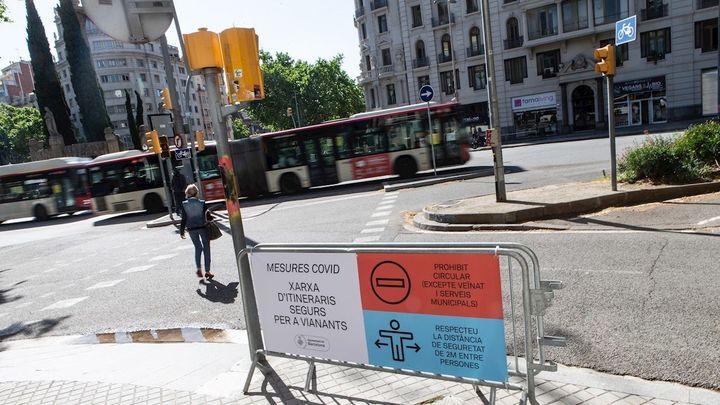 Cataluña no pide el pase de Barcelona a la fase 1 de desescalada