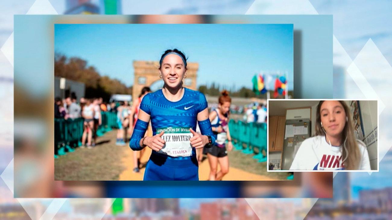 La atleta Lucía Rodríguez, insultada cuando entrenaba en San Lorenzo de El Escorial
