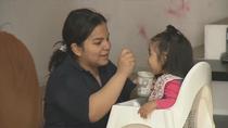 El drama económico de Karen, 'madre coraje' con 6 hijos y sin recursos para darles de comer