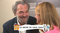 """José Coronado, un actor confinado: """"Vamos a tener que aprender a abrazarnos con los ojos"""""""