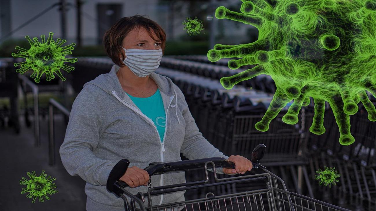 Alertan de la aparición de hongos y dermatitis por el 'mal' uso de mascarillas