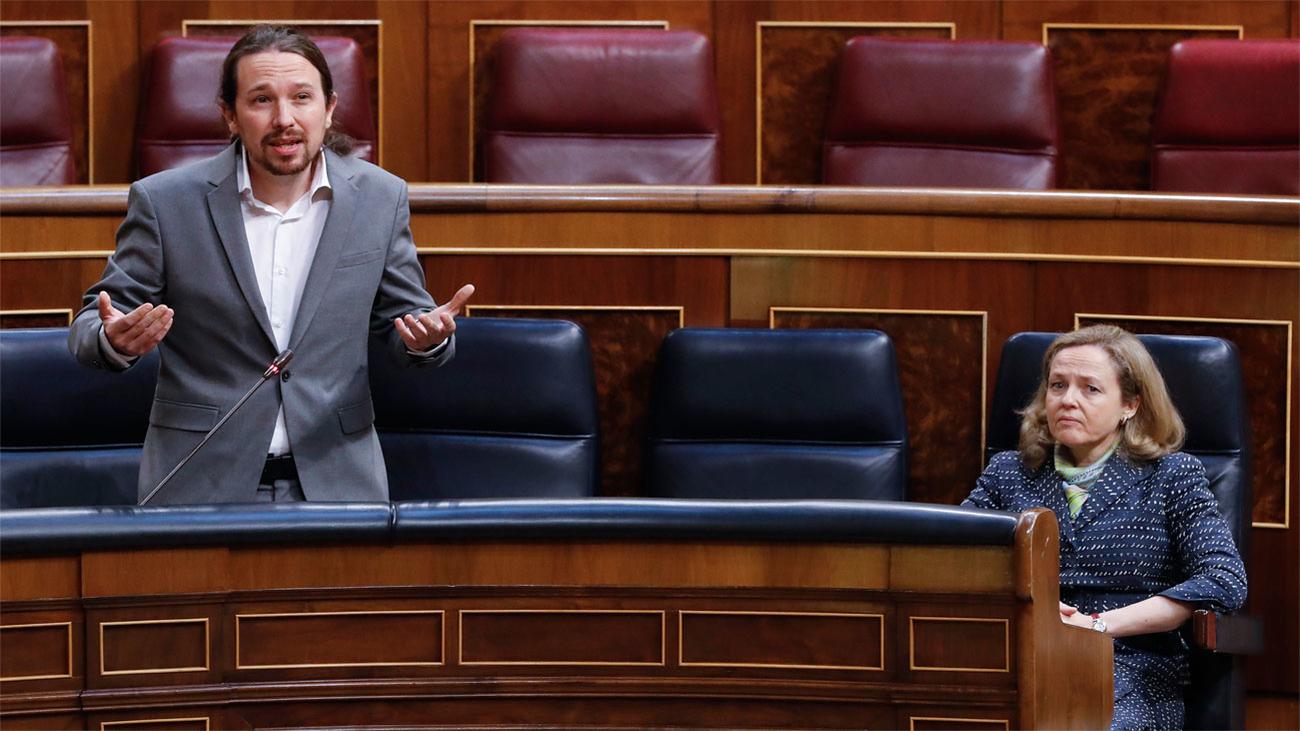 Iglesias ve un posible caso de corrupción por el apartamento de Ayuso