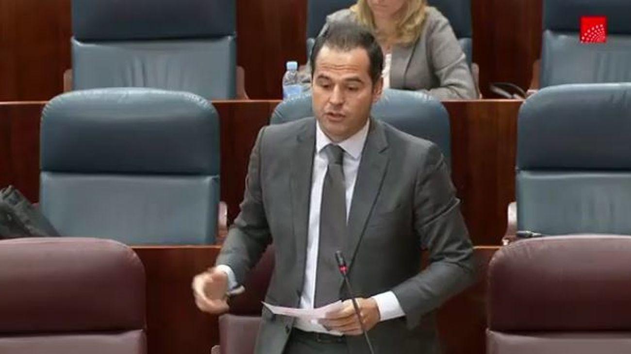Ignacio Aguado, vicepresidente de la Comunidad