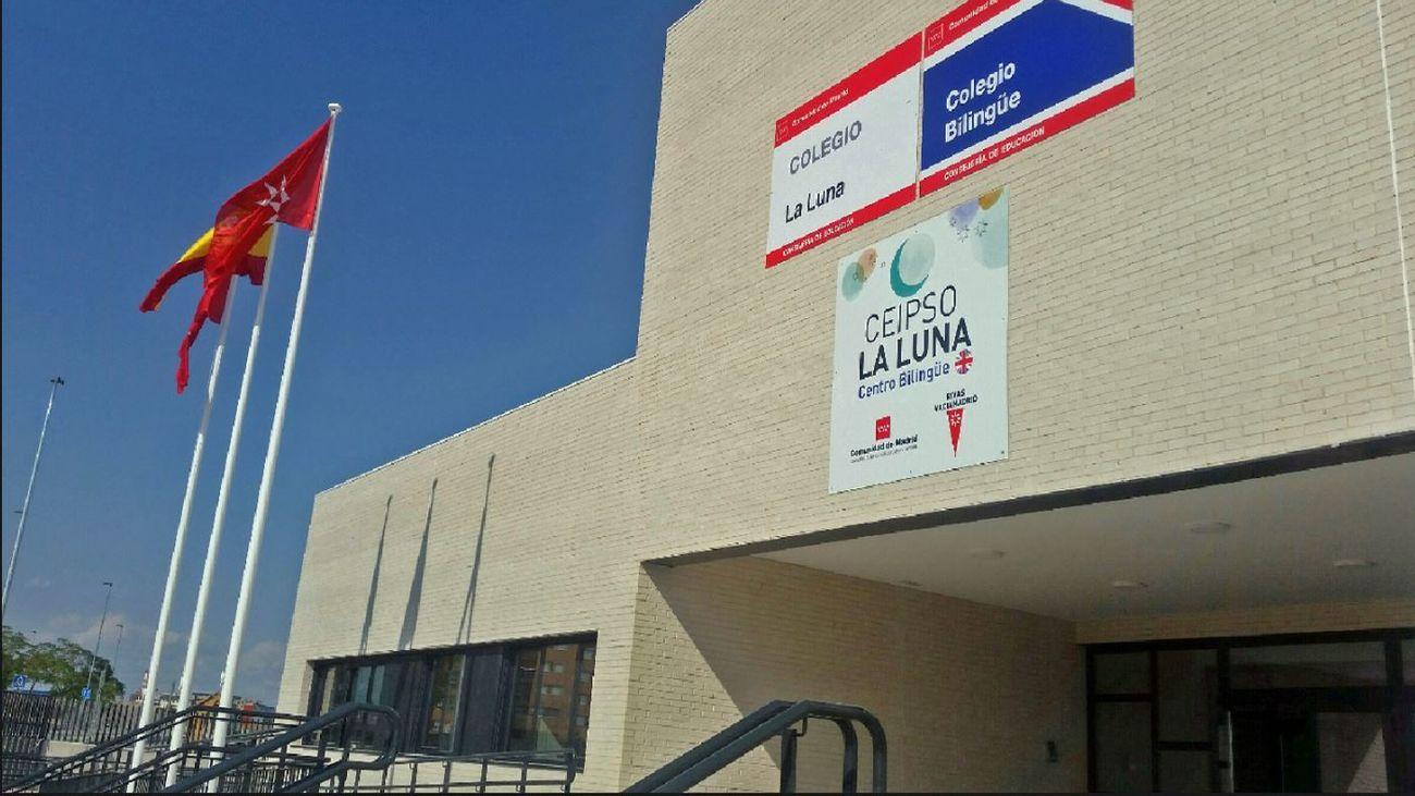 Colegio La Luna de Rivas Vaciamadrid