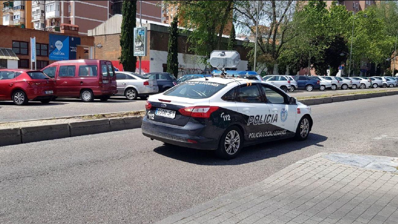 Policia Local de Leganés