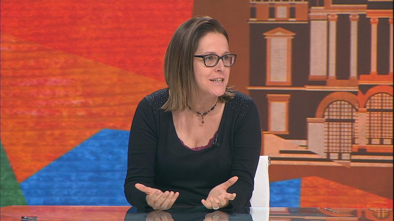 """Carmen Cámara, inmunóloga: """"La solución son tests, tests y tests"""""""