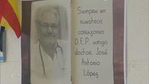 José Antonio, el médico que el coronavirus ha arrebatado a San Agustín del Guadalix
