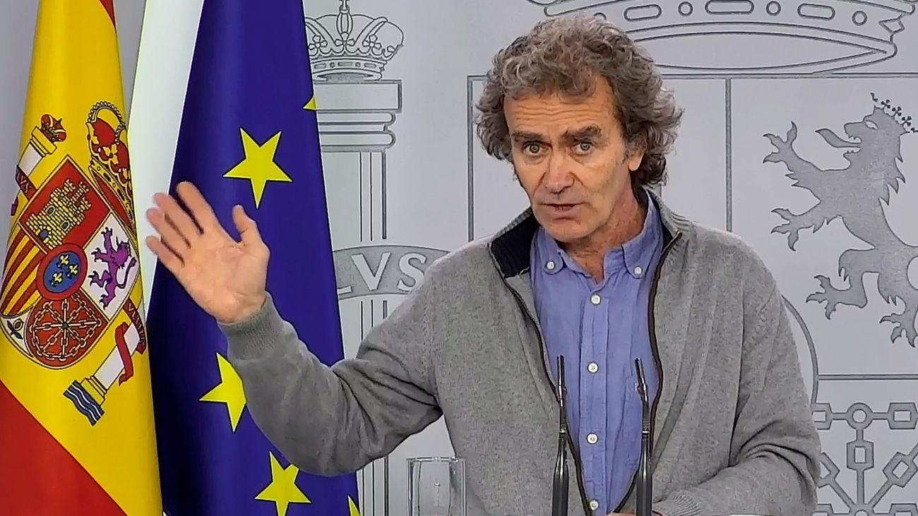 Sanidad rechaza de nuevo que Madrid pase a la fase 1