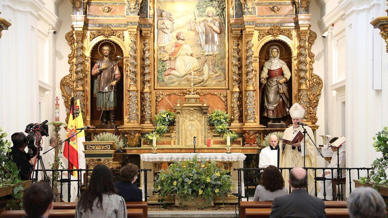 Especial San Isidro 2020 - Tercera parte - Santa Misa desde la Ermita del Santo