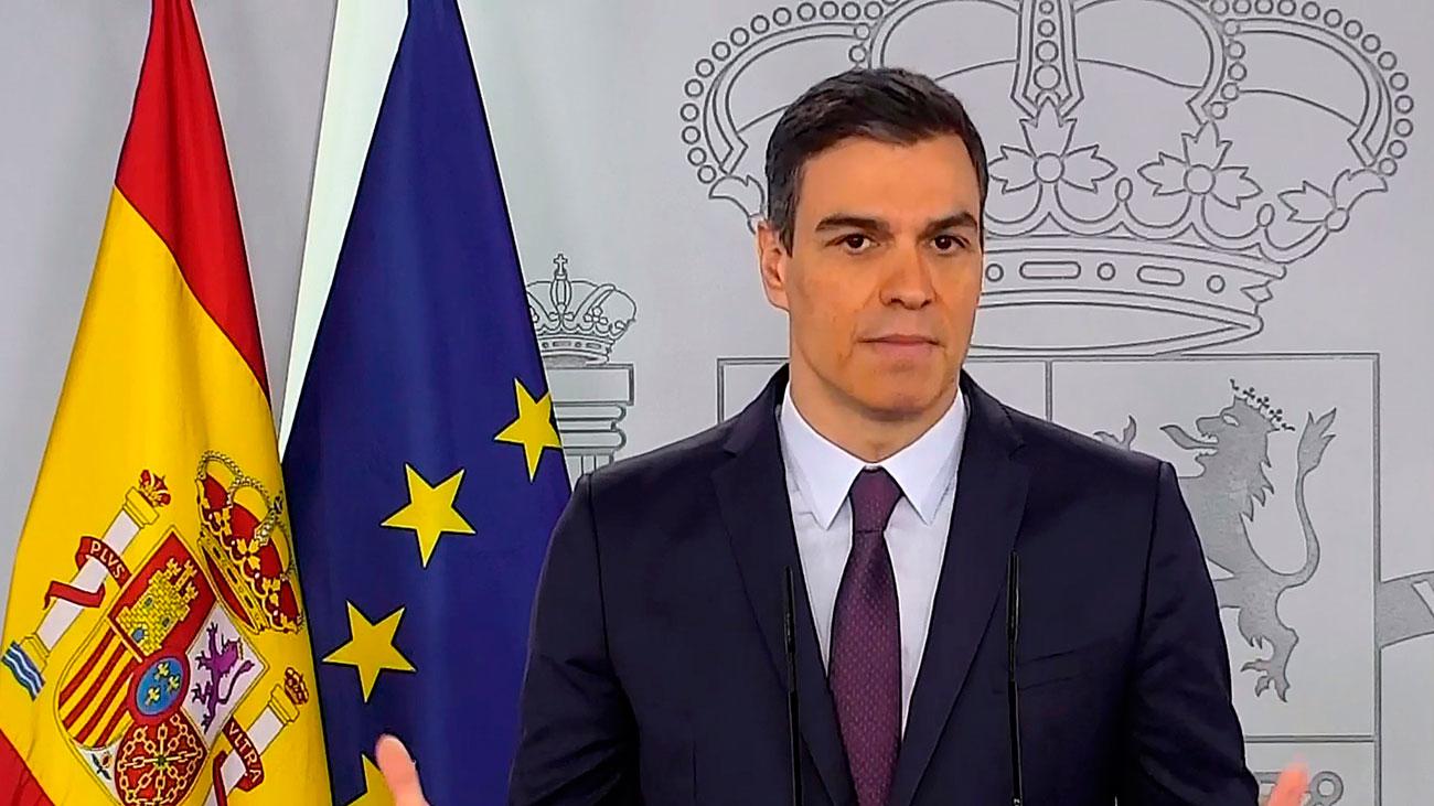 Sánchez anuncia una  nueva linea ICO de 20.000 millones para pymes y autónomos
