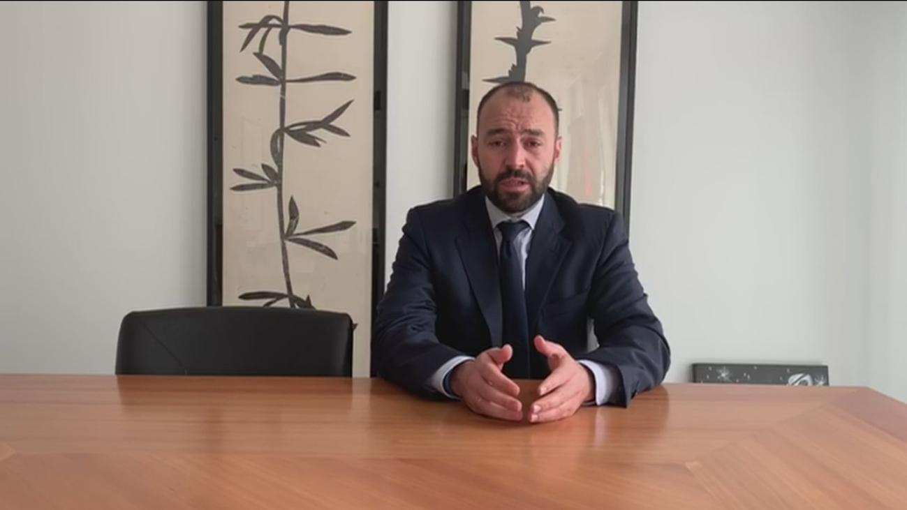 """El consejero de Economía: """"Esta fase intermedia es un mazazo para Madrid"""""""