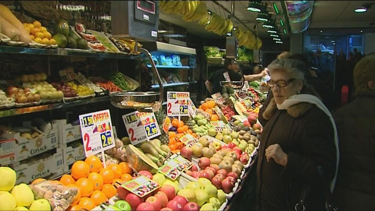 Las legumbres y las hortalizas disparan su precio