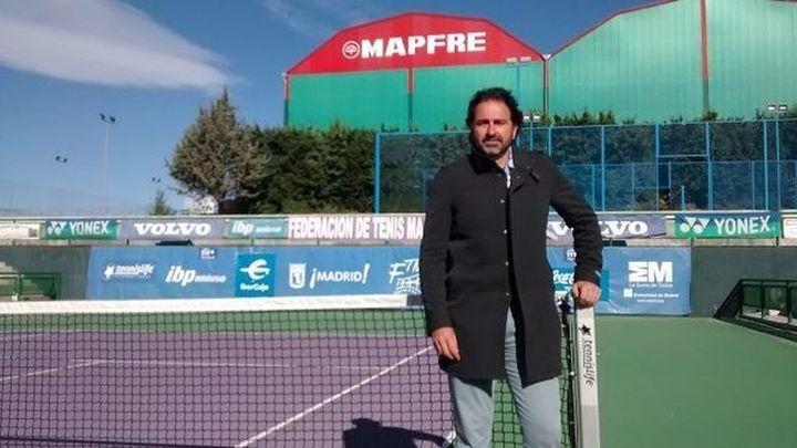 'Tati' Rascón analiza las consecuencias del coronavirus en el tenis madrileño