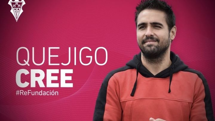 Miguel A. Quejigo, entrenador de la Fundación Albacete, sin opciones de ascender por el covid-19