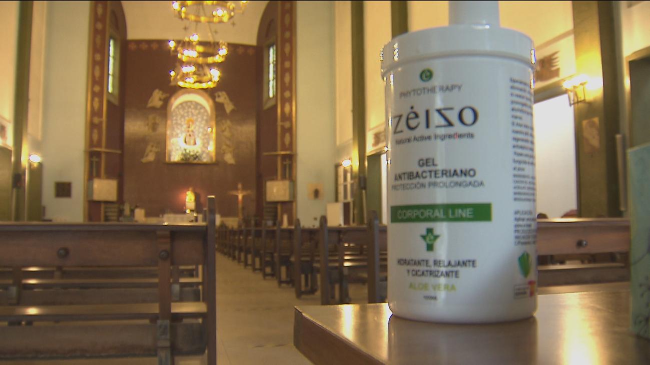 Vuelven las misas a Madrid este lunes con más seguridad e higiene