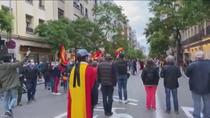 Las 'caceroladas' contra el Gobierno llegan a municipios  madrileños