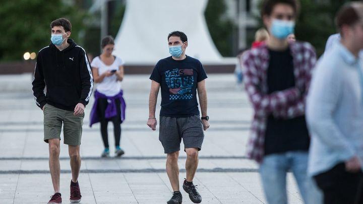 Madrid  registra 16  fallecidos y 5 contagios  por covid-19  en las últimas 24 horas