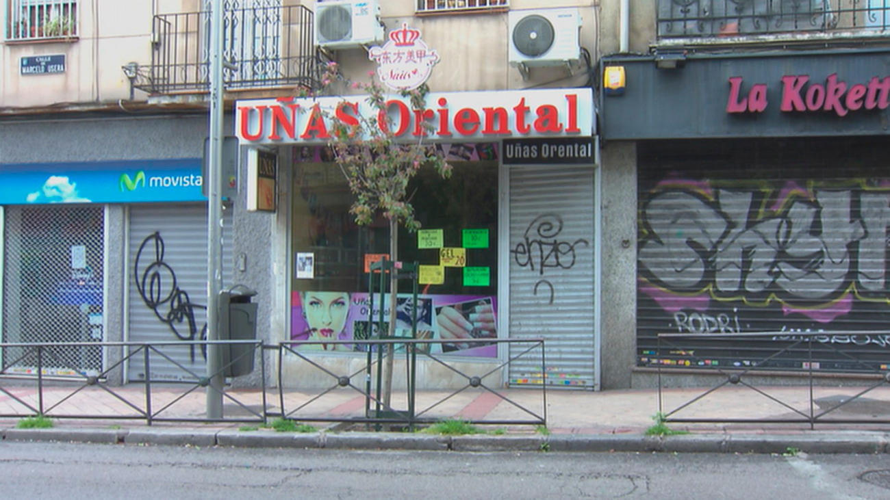 El drama del pequeño comercio en el barrio del Pilar