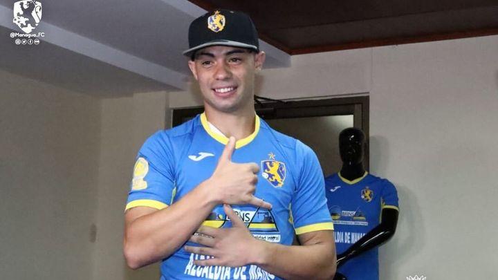 Pablo Gállego triunfa en la liga de Nicaragua