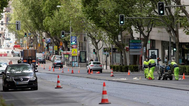 Madrid capital renovará el pavimento de 659 calles y creará 1.600 puestos de trabajo