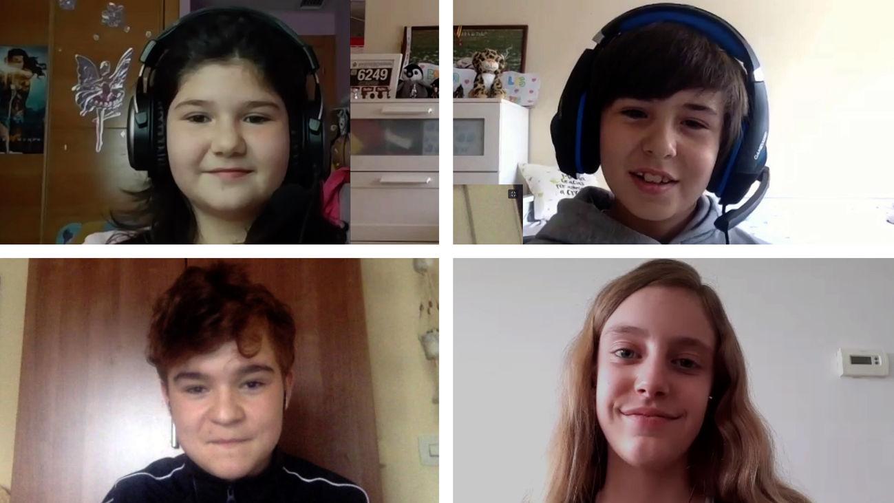 La Radio del Cole en Casa IX: Camino a la diversión