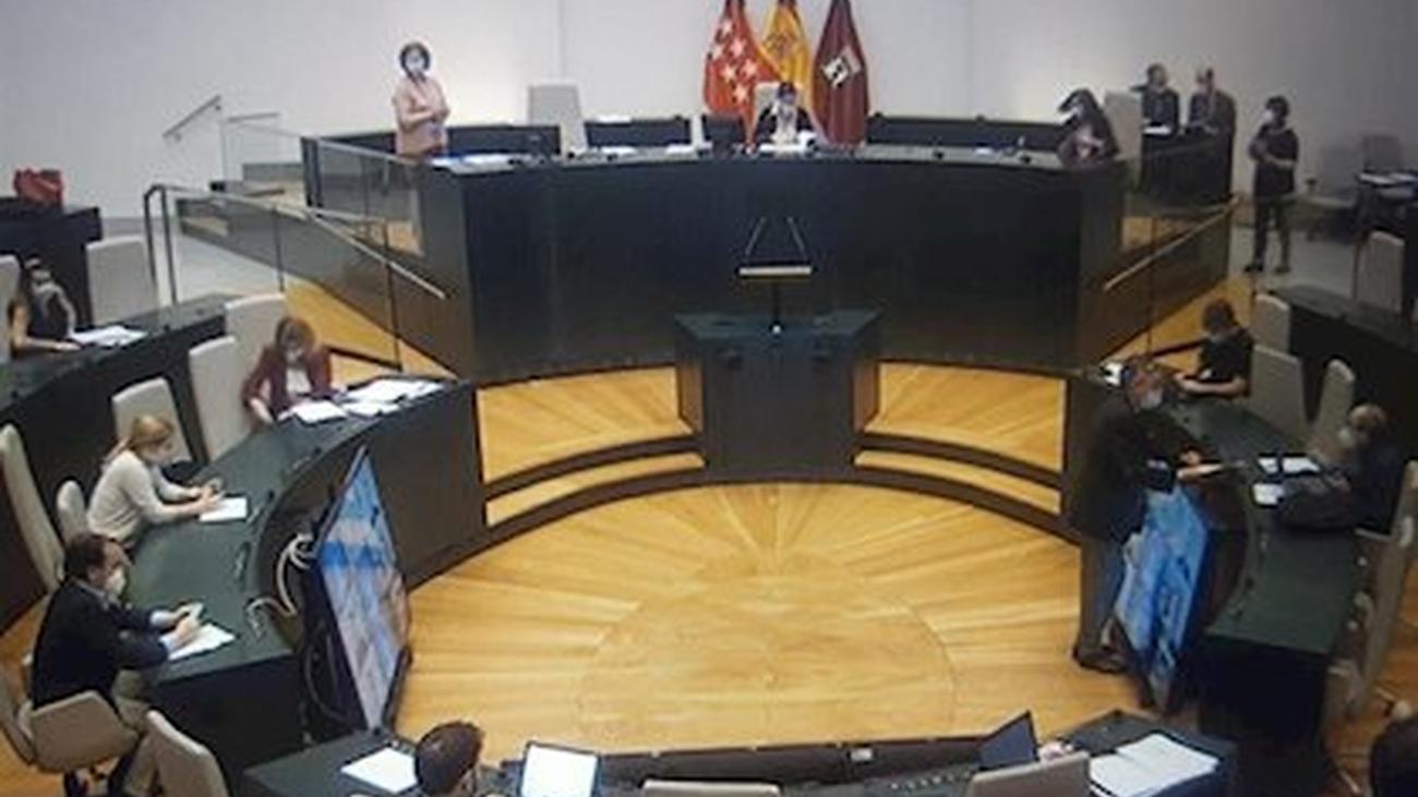 La rebaja fiscal de Madrid en el IBI y el IAE supera el primer trámite para su aprobación