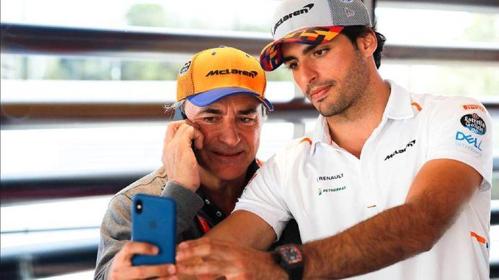 Carlos Sainz está seguro de que su hijo sorprenderá a todos en Ferrari