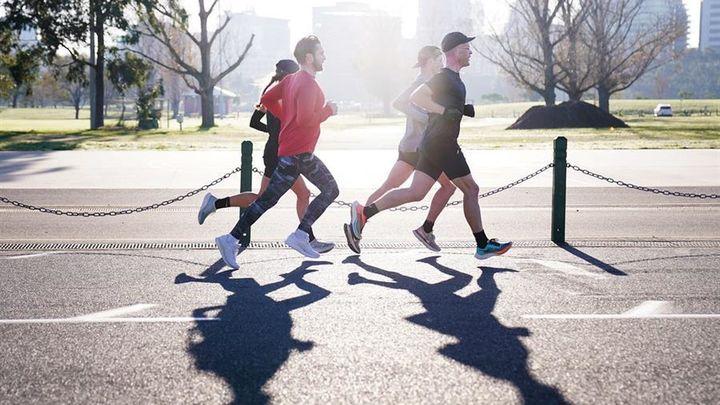 Los runners y los ciclistas no estarán obligados a llevar mascarilla