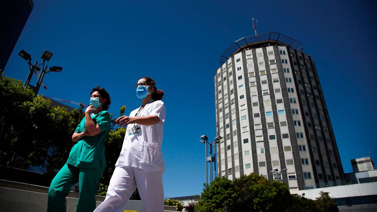 Hospital La Paz, Madrid