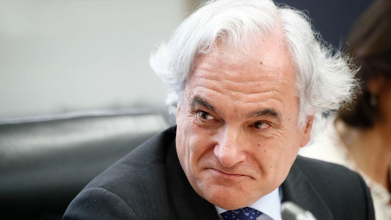El secretario general del CEIM, Miguel Garrido