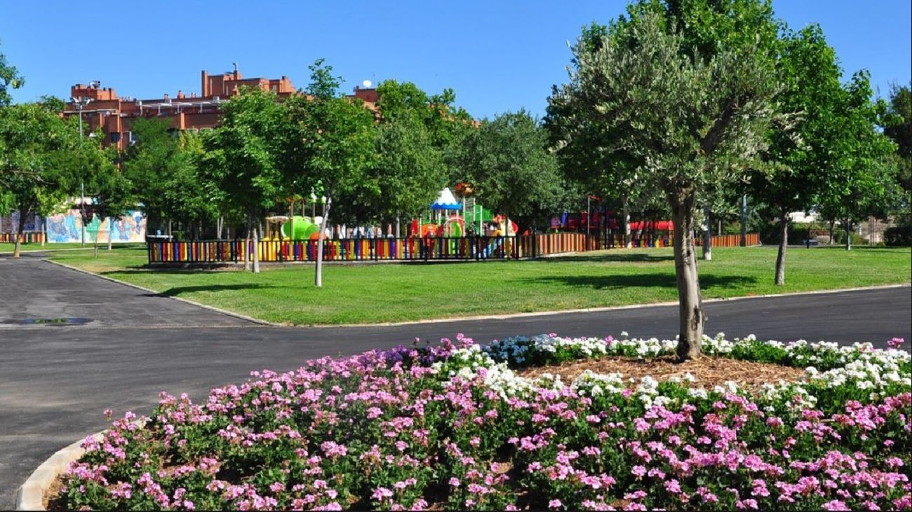 Parque de Torrejón de Ardoz