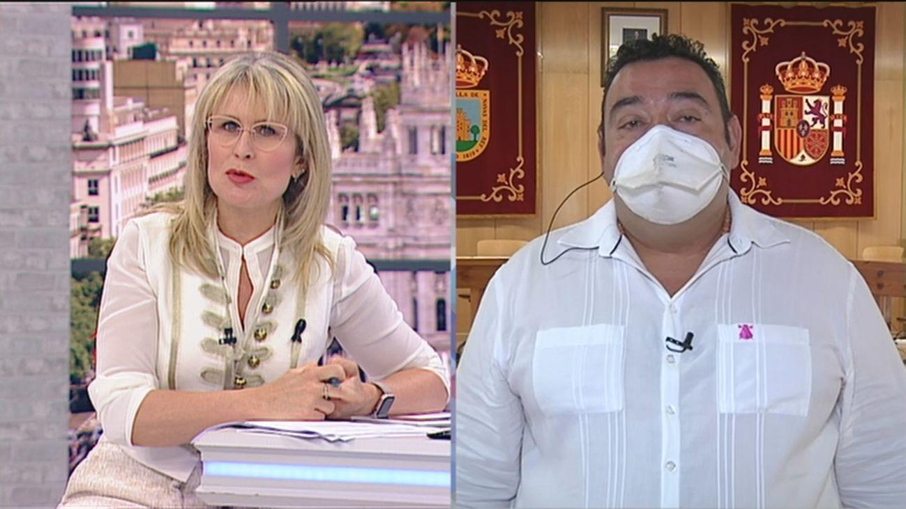 Jaime Peral, alcalde de Navas del Rey