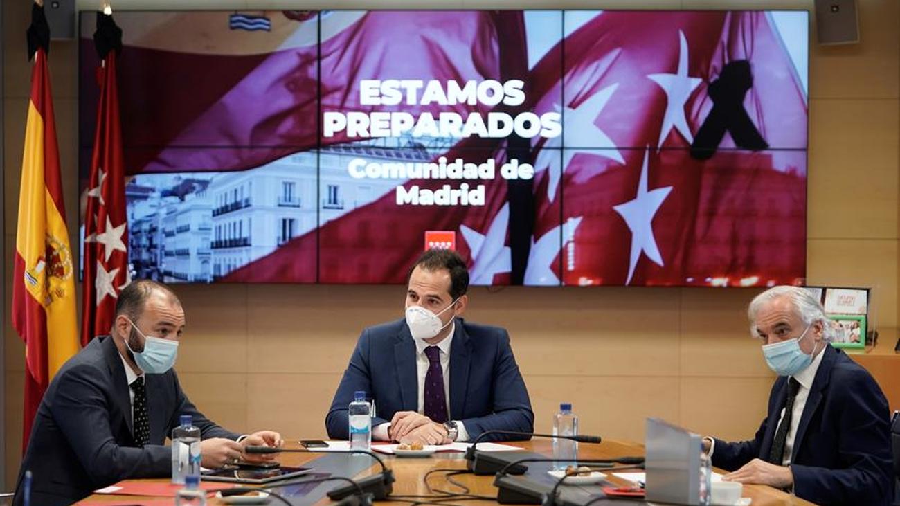 Madrid defiende que Atención Primaria está preparada y la detección de contagios garantizada
