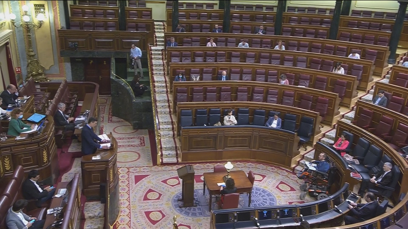 Sánchez consigue el apoyo de PNV y Cs para aprobar su quinta prórroga del estado de alarma hasta el 7 de junio