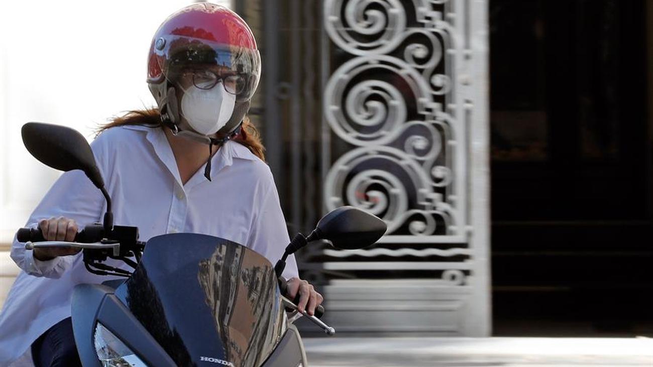 El Gobierno estudia qué multas habrá si no se usan las mascarillas