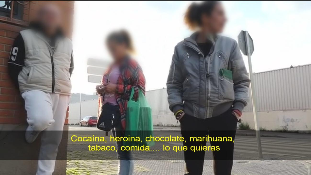 Los toxicómanos toman el barrio de San Cristóbal