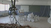 Los colegios madrileños hacen obras para tener más espacio para la vuelta a las clases
