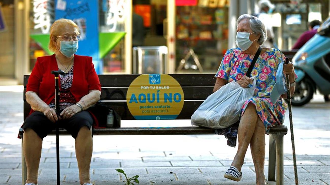 La multa por no llevar mascarilla puede oscilar entre 601 y 30.000 euros