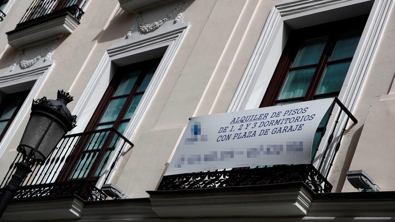 Alquiler de vivienda en Madrid