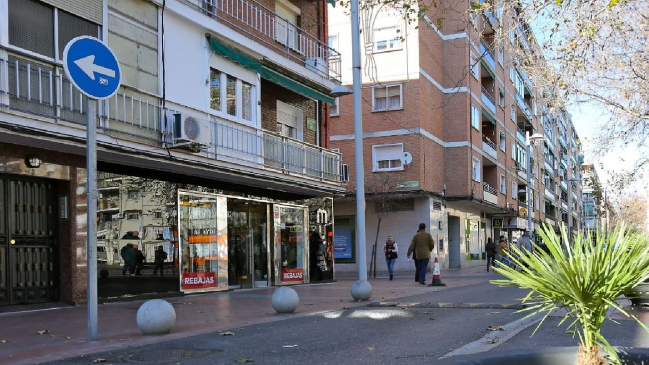 Calle de Coslada